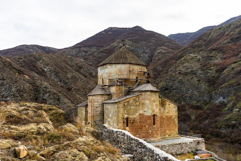 Visiter Gori, ville natale de Staline