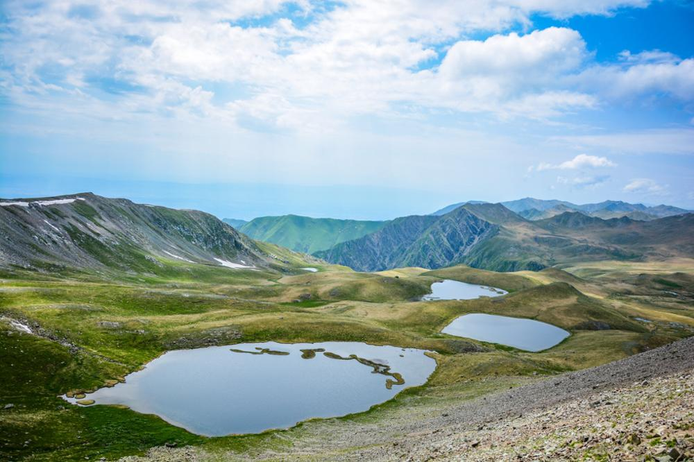 Les plus belles randonnées de la Géorgie