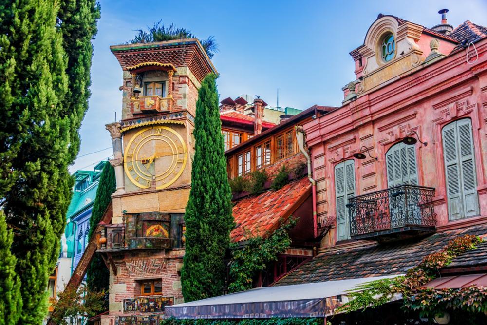 Tbilissi :  que faire dans la capitale Géorgienne ?